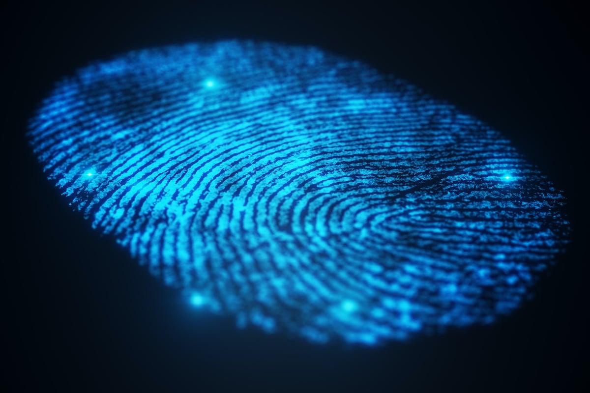 electronic fingerprinting - electronic fingerprinting