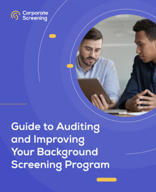 Auditing Your Background Screening Program