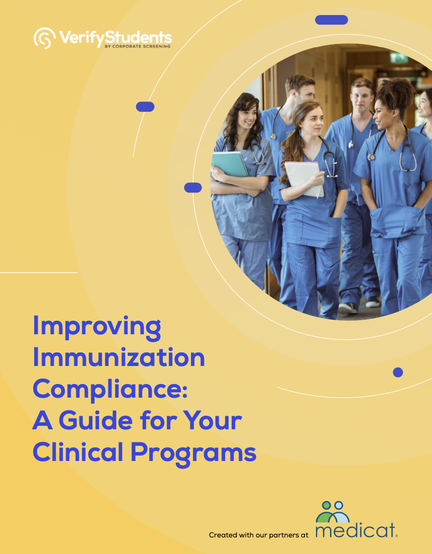 Immunization Compliance eBook Front Cover